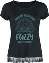 Raya Und Der Letzte Drache Hard on the outside - Fuzzy on the inside powered by EMP (T-Shirt)