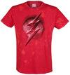 The Flash Shining Logo powered by EMP (T-Shirt)