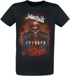 Judas Priest Epitaph Red Horns powered by EMP (T-Shirt)
