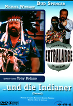 Extralarge - 2 Supertypen in Miami 12 - Extralarge und die Indianer