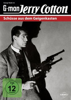 G-man Jerry Cotton 1 - Schüsse aus dem Geigenkasten