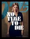 James Bond No Time To Die - Madeleine Stance powered by EMP (Gerahmtes Bild)