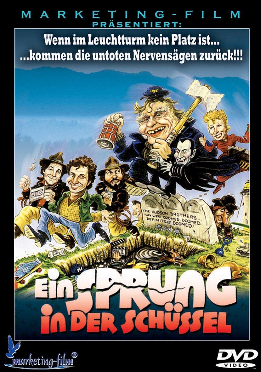 Crazy Zombies - Ein Sprung in der Schüssel: DVD oder Blu
