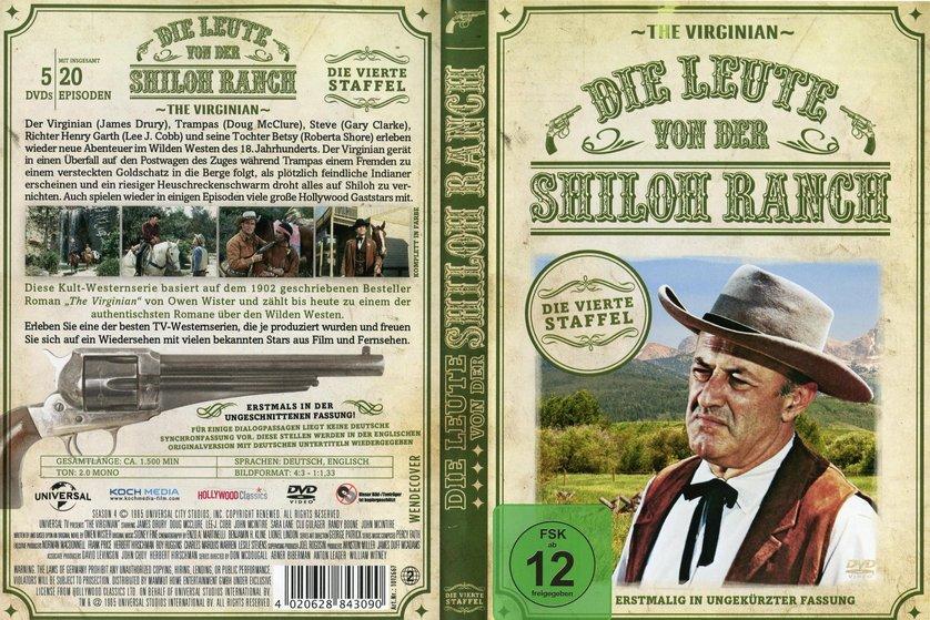 die leute von der shiloh ranch staffel 1