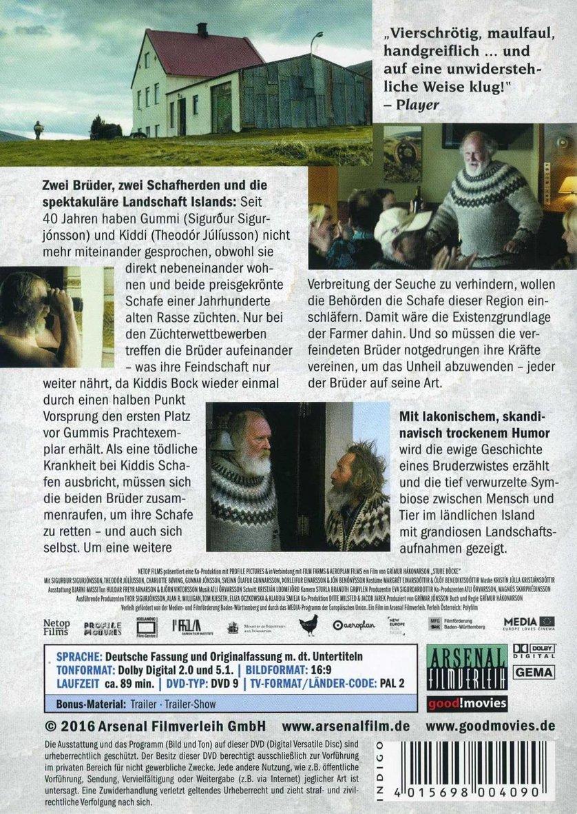 Sture Böcke Dvd