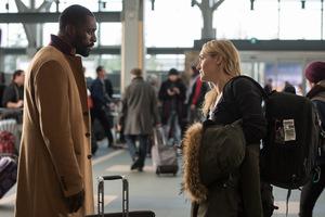 Idris Elba und Kate Winslet