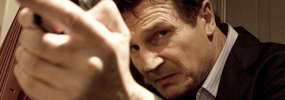 Liam Neeson: Tausche Excalibur gegen Laserschwert!