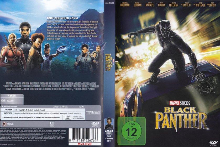 Black Panther Dvd Oder Blu Ray Leihen Videobusterde