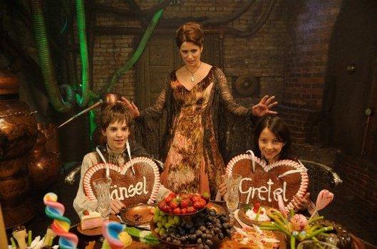 6 auf einen Streich - Hänsel und Gretel