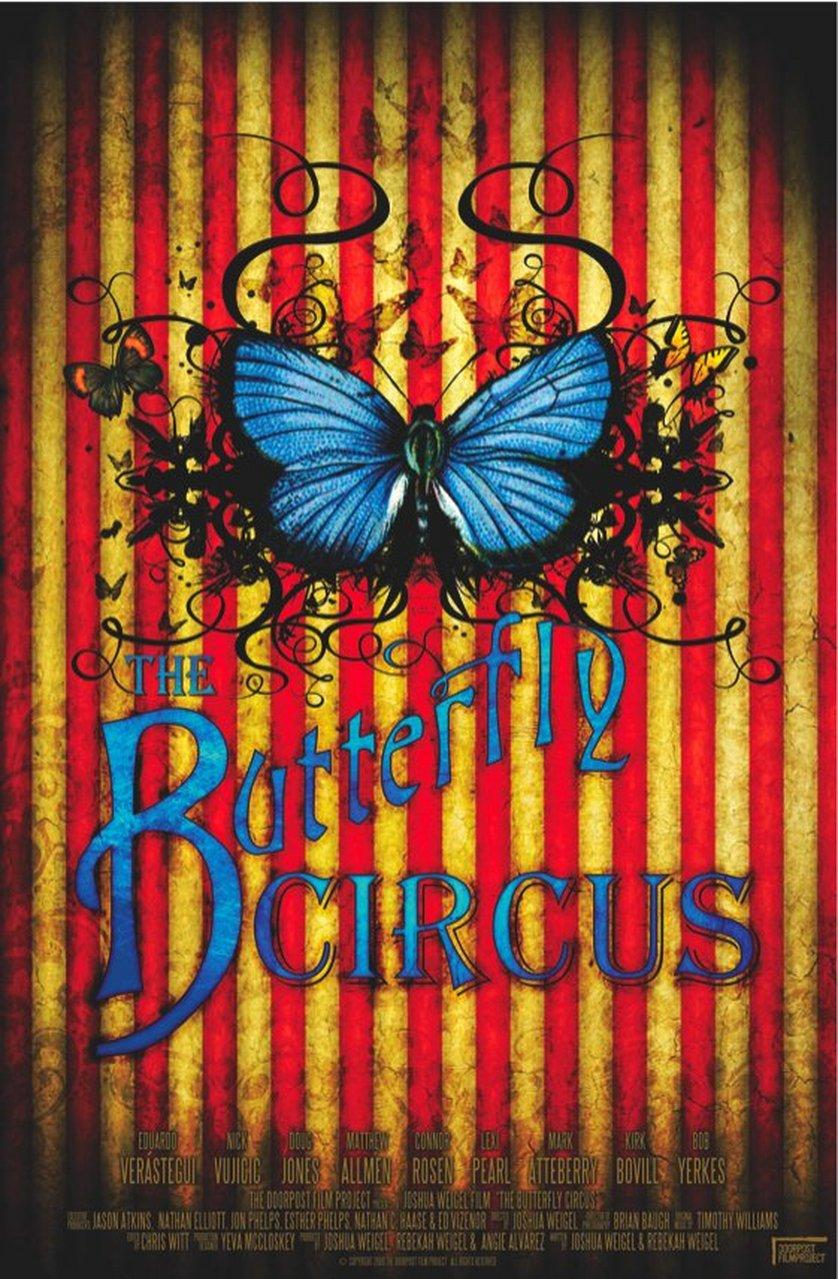 butterfly circus La película the butterfly circus es un film de 20 minutos que está participando en el festival de cortometrajes doorpost film project este proyecto incentiva la.