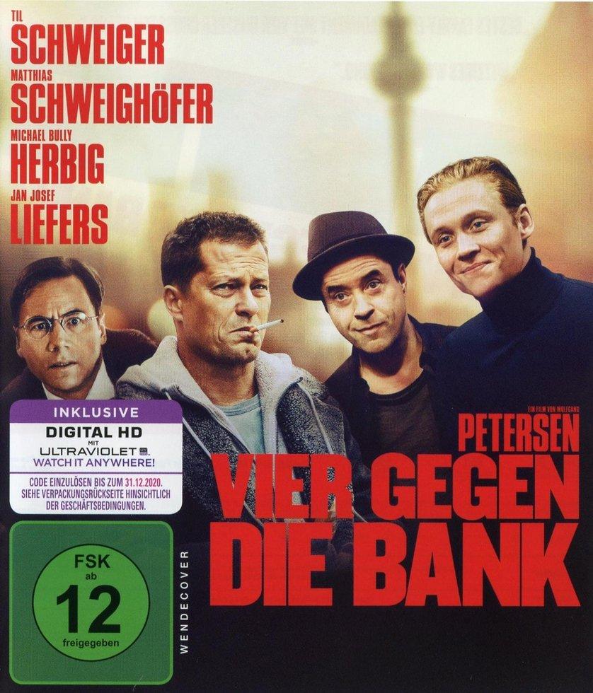 Vier Gegen Die Bank Dvd