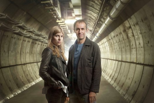 The Tunnel - Staffel 1