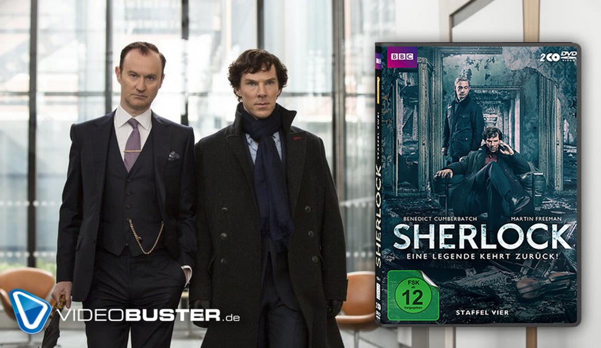 Sherlock Staffel 4: Neue Fälle für Cumberbatch alias Sherlock