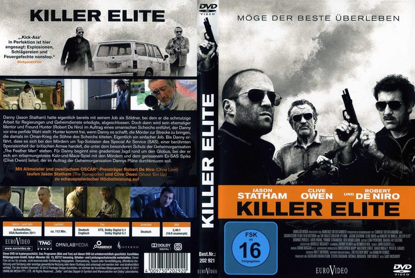 Killer Elite (2011) Pictures, Trailer, Reviews, News, DVD ...