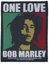 Bob Marley One Love powered by EMP (Patch)