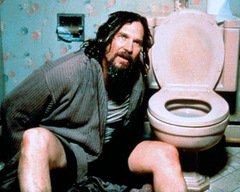 1998: Jeff Bridges in 'The Big Lebowski'