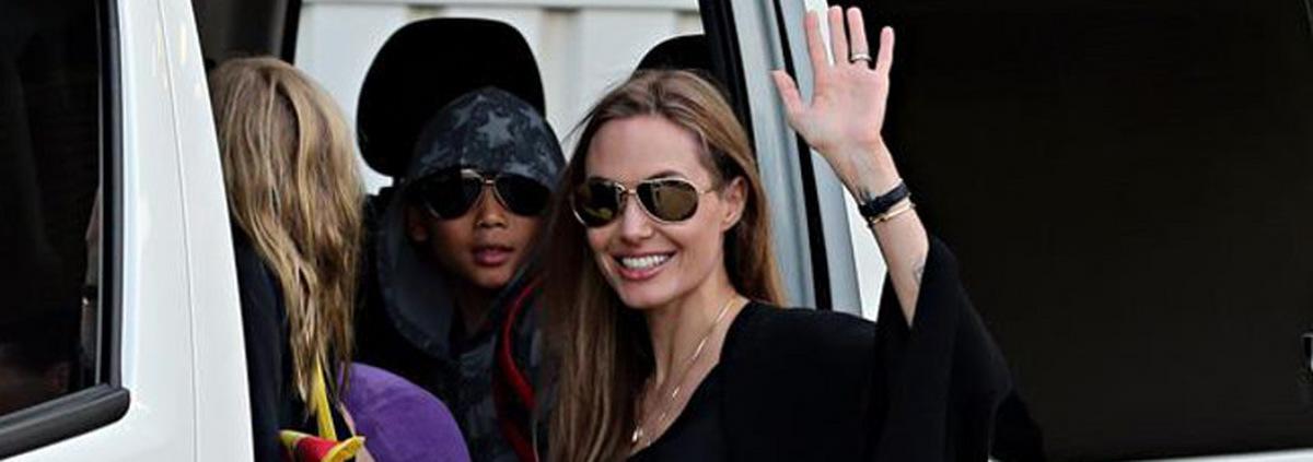 Angelina Jolie: 'Unbroken': Angelina Jolie startet Regie-Großprojekt