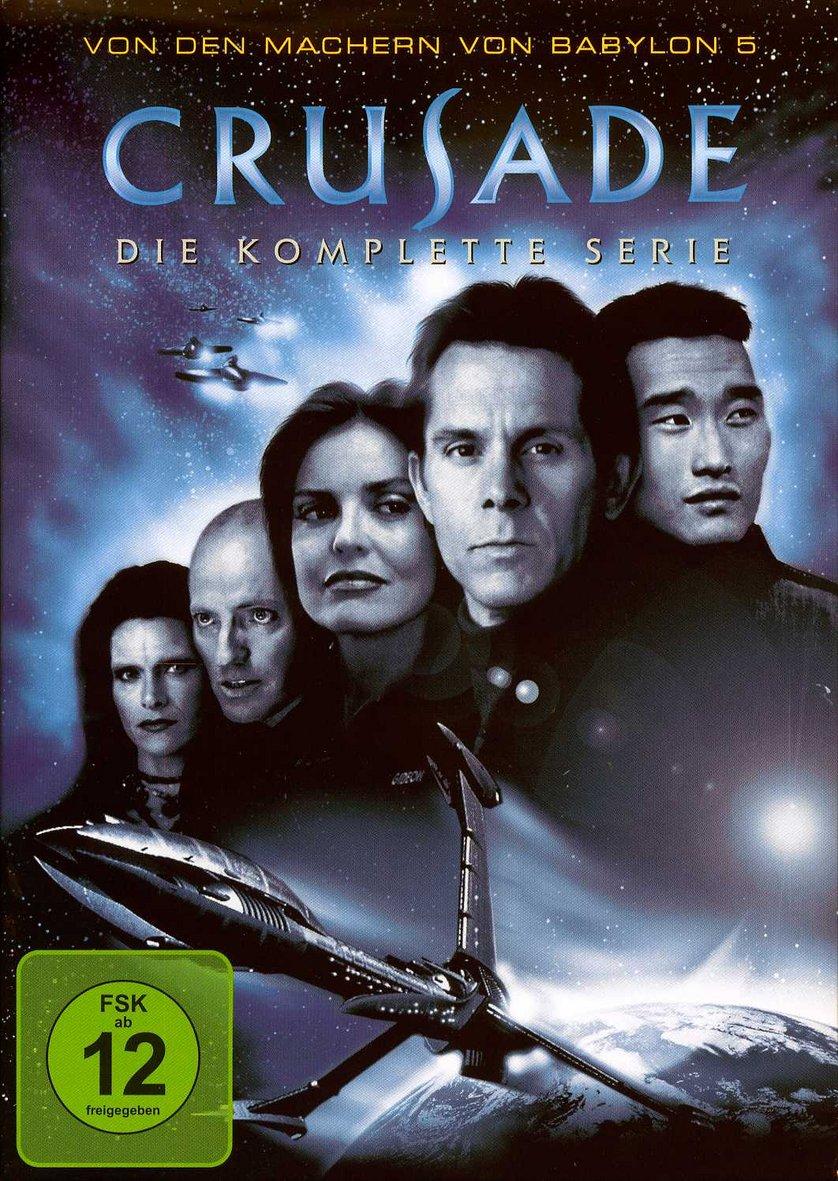 Babylon 5 Crusade Stream German