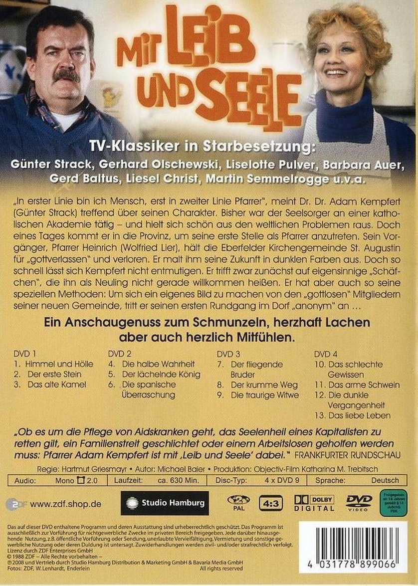 Mit Leib Und Seele Staffel 1 Dvd Oder Blu Ray Leihen