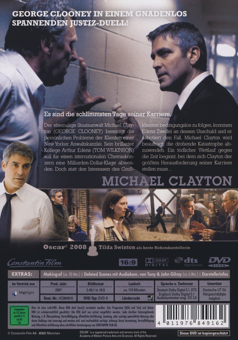 michael clayton stream deutsch