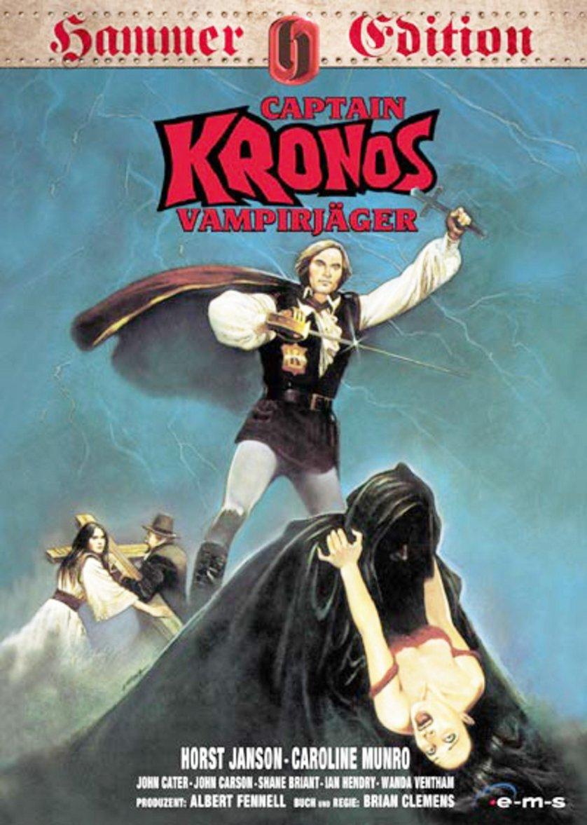 Captain Kronos - Vampirjäger
