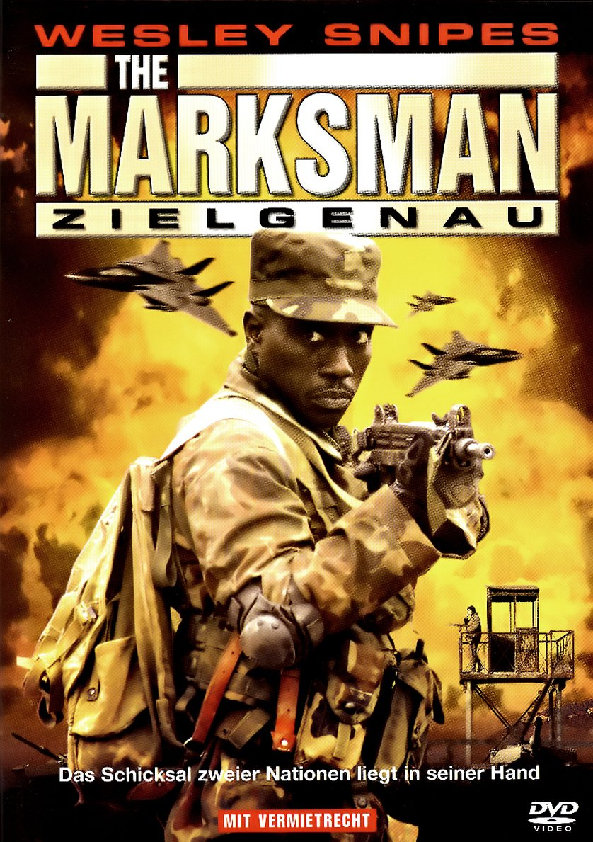 The Marksman – Zielgenau