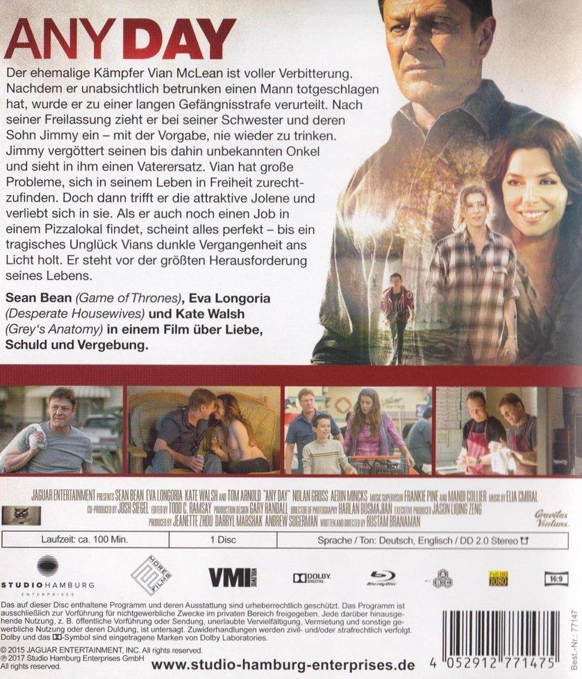 Any Day: DVD oder Blu-ray leihen - VIDEOBUSTER.de