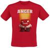 Alles steht Kopf Anger powered by EMP (T-Shirt)