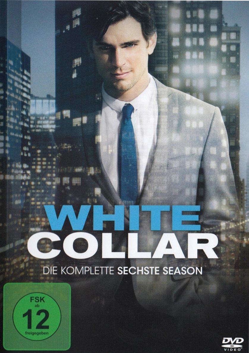 white collar season 5 dvd