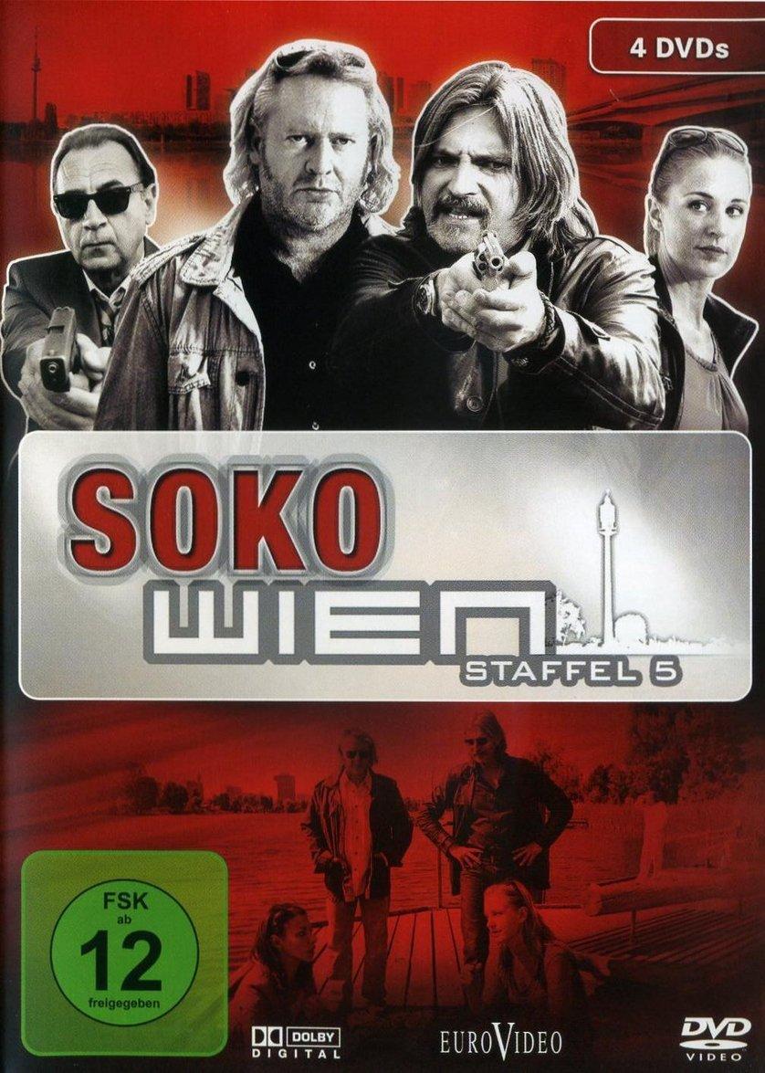 Soko Wien Staffel 1