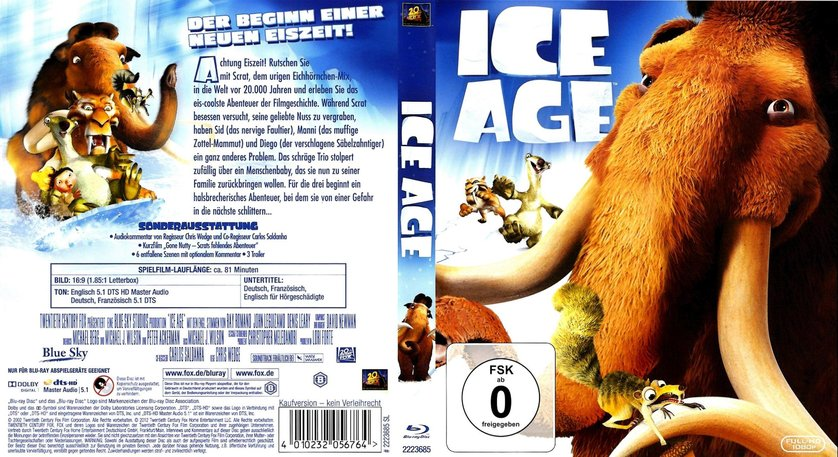 Ice Age 1 Stream Deutsch