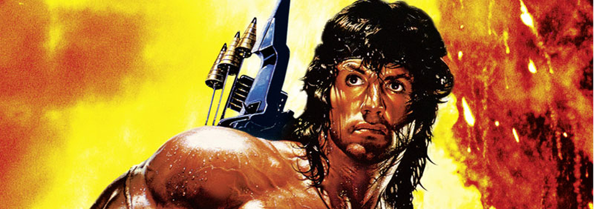 Sylvester Stallone: Stallone will Rambo noch einmal in den Kampf schicken