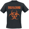 Biohazard Logo powered by EMP (T-Shirt)