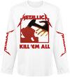 Metallica Kill 'Em All powered by EMP (Langarmshirt)