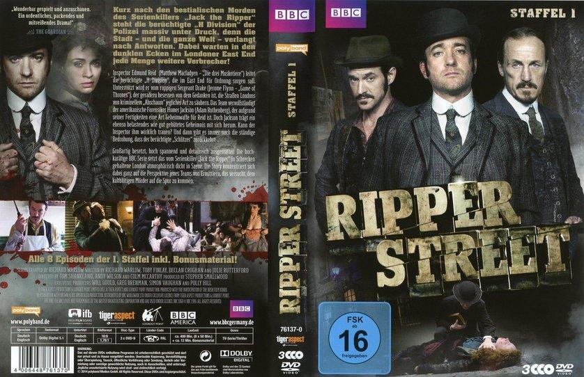 ripper street staffel 4 amazon deutschland