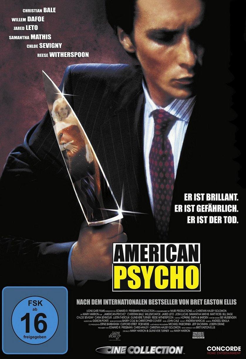 American Psycho Dvd Oder Blu Ray Leihen Videobuster De