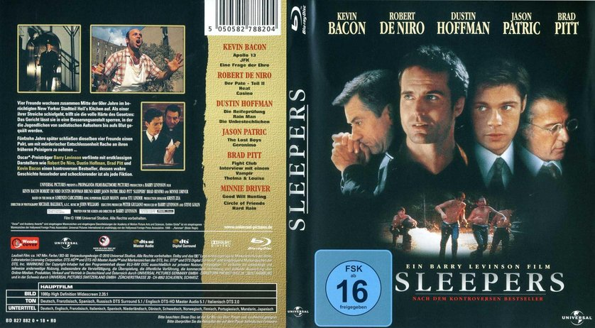 Sleepers Trailer Deutsch