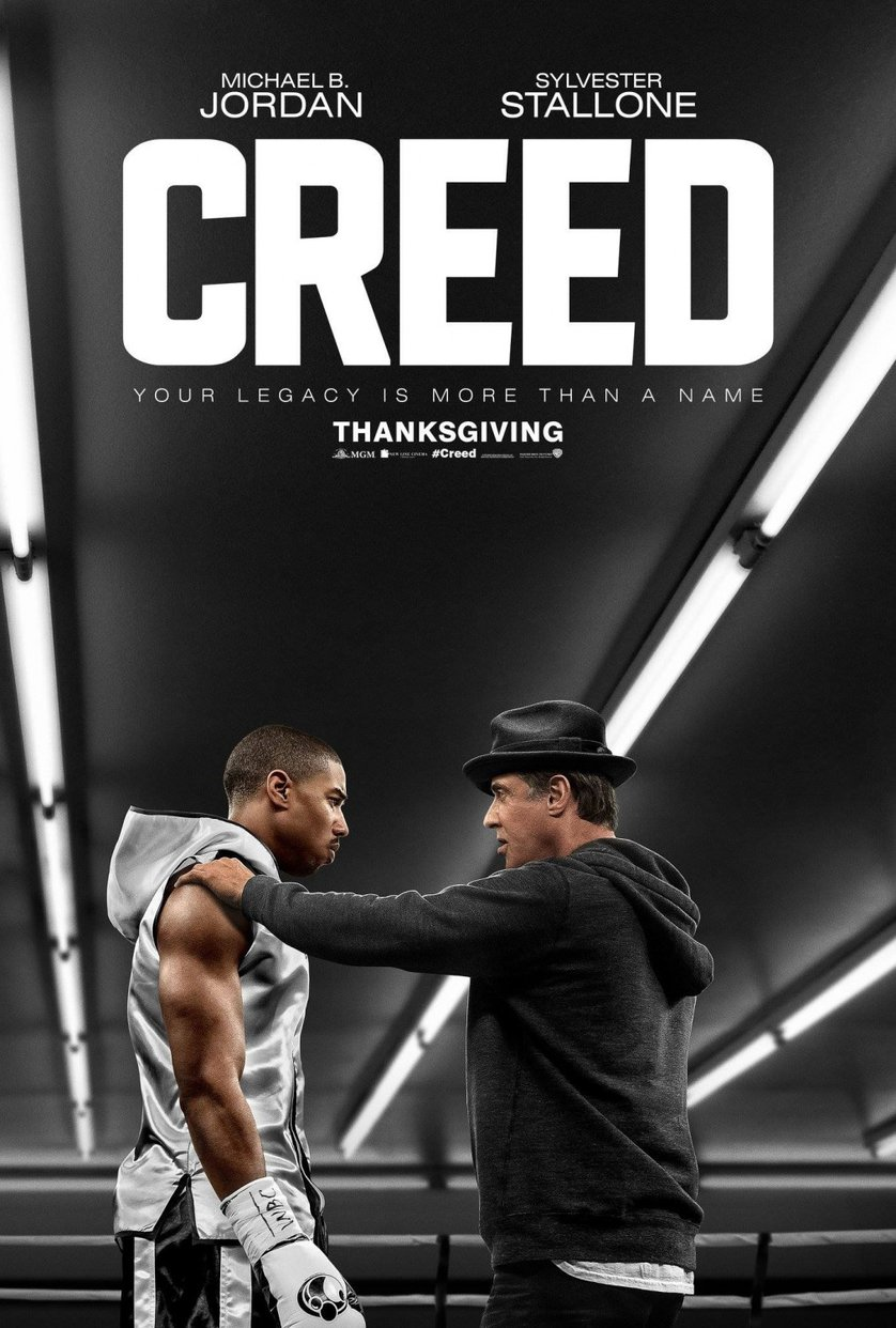 rocky 7 creed dvd oder bluray leihen videobusterde