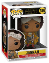 Star Wars Episode 9 - Der Aufstieg Skywalkers - Jannah Vinyl Figure 315 powered by EMP (Funko Pop!)