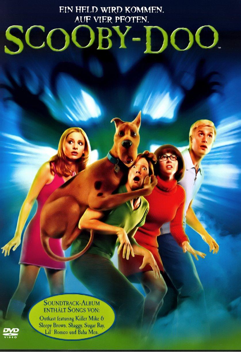 Scooby doo der film dvd oder blu ray leihen - Scoobidou film ...