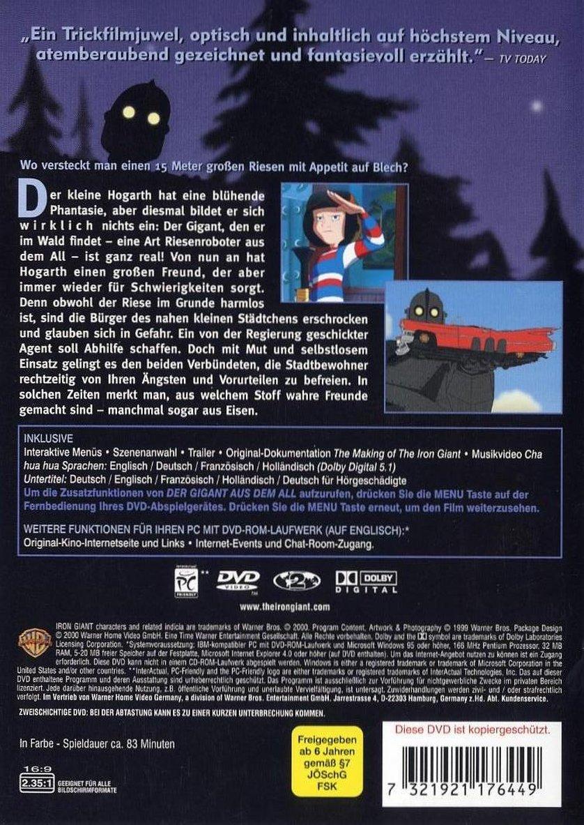Der Gigant Aus Dem All Blu Ray