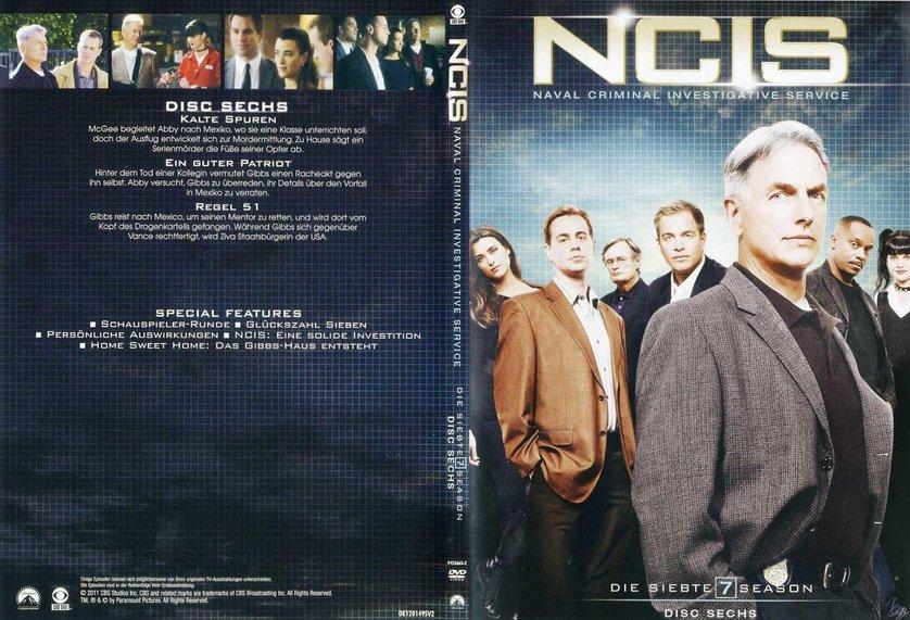 Navy Cis La Staffel 7