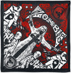 Rob Zombie Preacher collage - Bandana powered by EMP (Bandana)