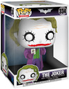 Batman The Dark Knight - The Joker (Jumbo Pop!) Vinyl Figur 334 powered by EMP (Funko Pop!)