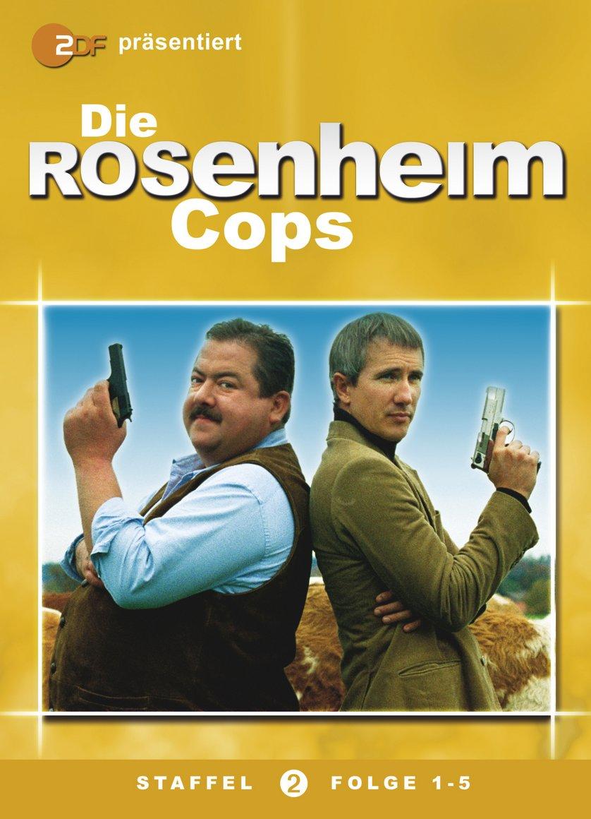 Rosenheim Cops Staffeln