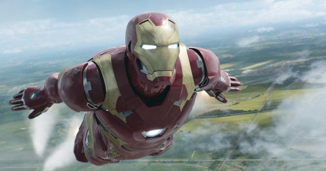Captain America 3 - The First Avenger: Civil War