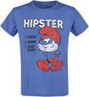 Die Schlümpfe Hipster powered by EMP (T-Shirt)