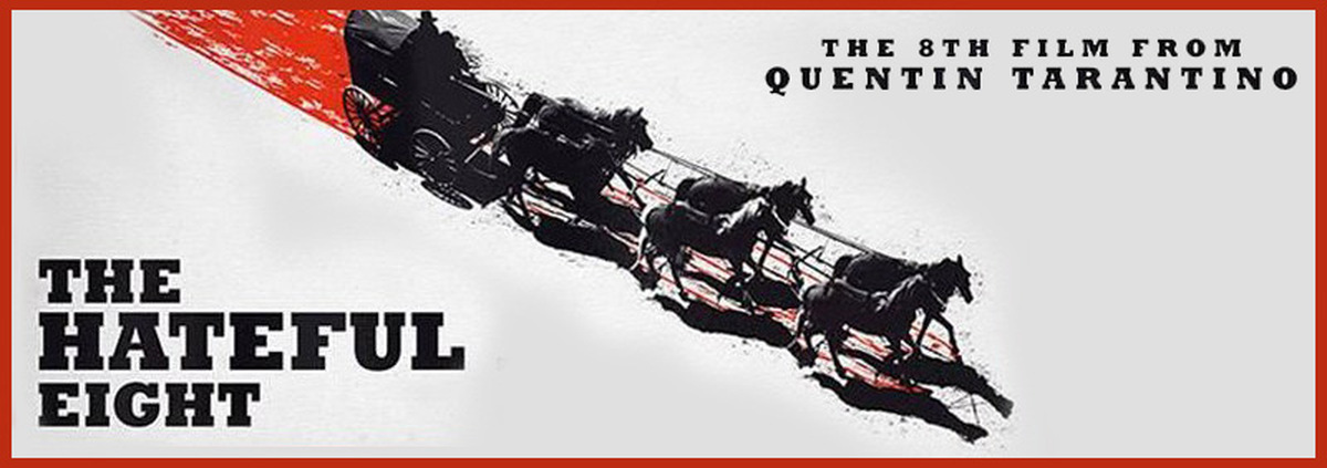 Tarantinos The Hateful Eight: Quentin Tarantino: 'The Hateful Eight' kommt doch!