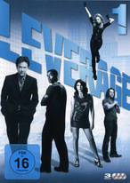 Leverage - Staffel 1