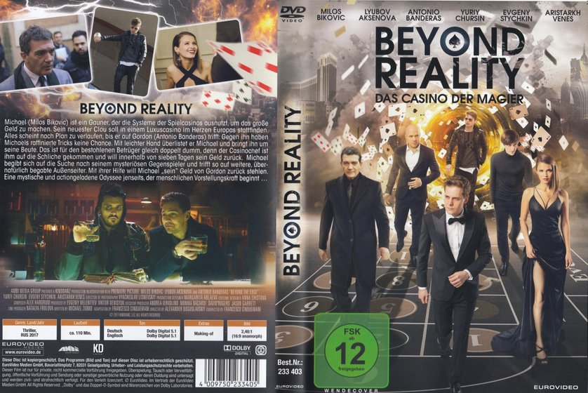 beyond reality - das casino der magier trailer